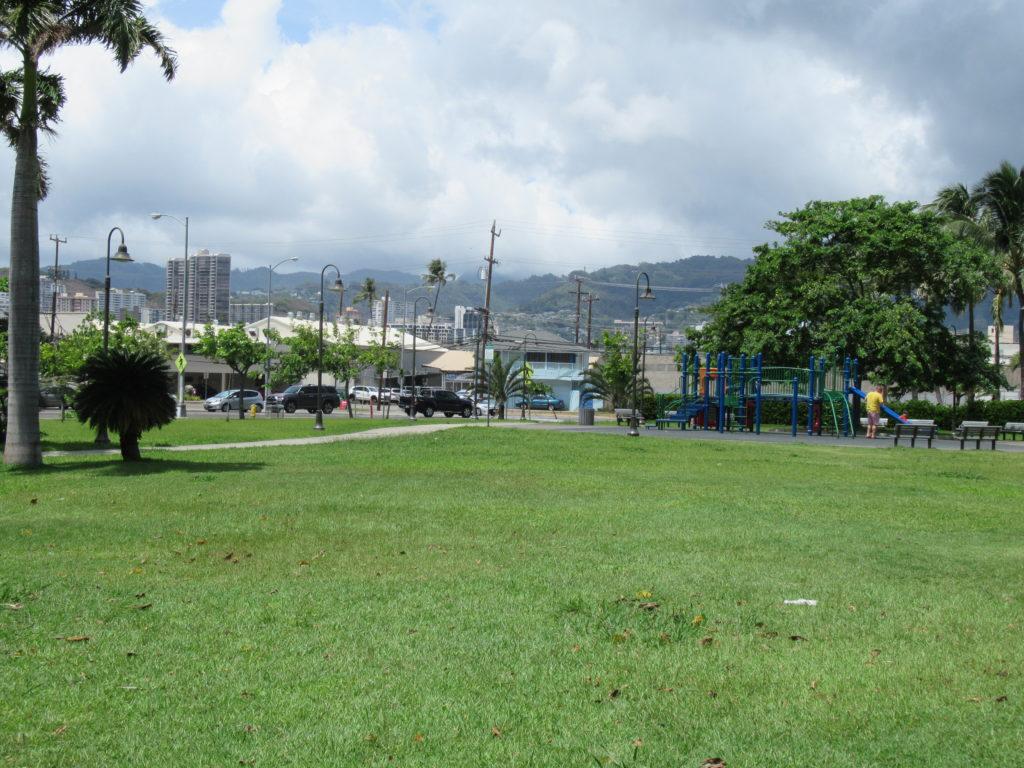 ハワイ 公園
