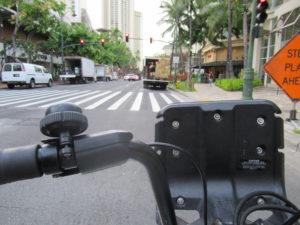 ハワイ BIKI レンタルサイクル