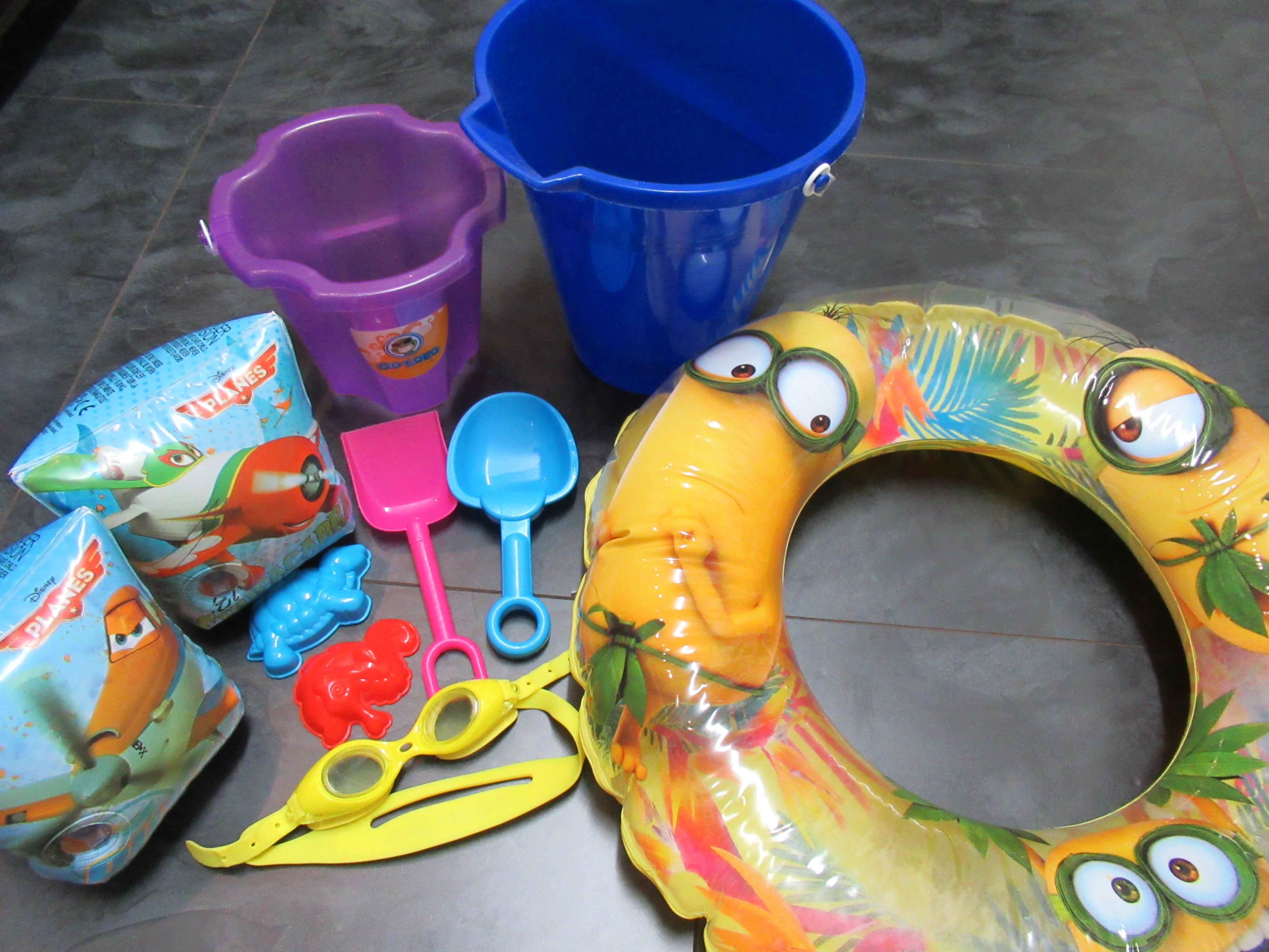 ハワイでビーチ道具は何が要る?現地調達と日本から持参するもの|子連れハワイブログ