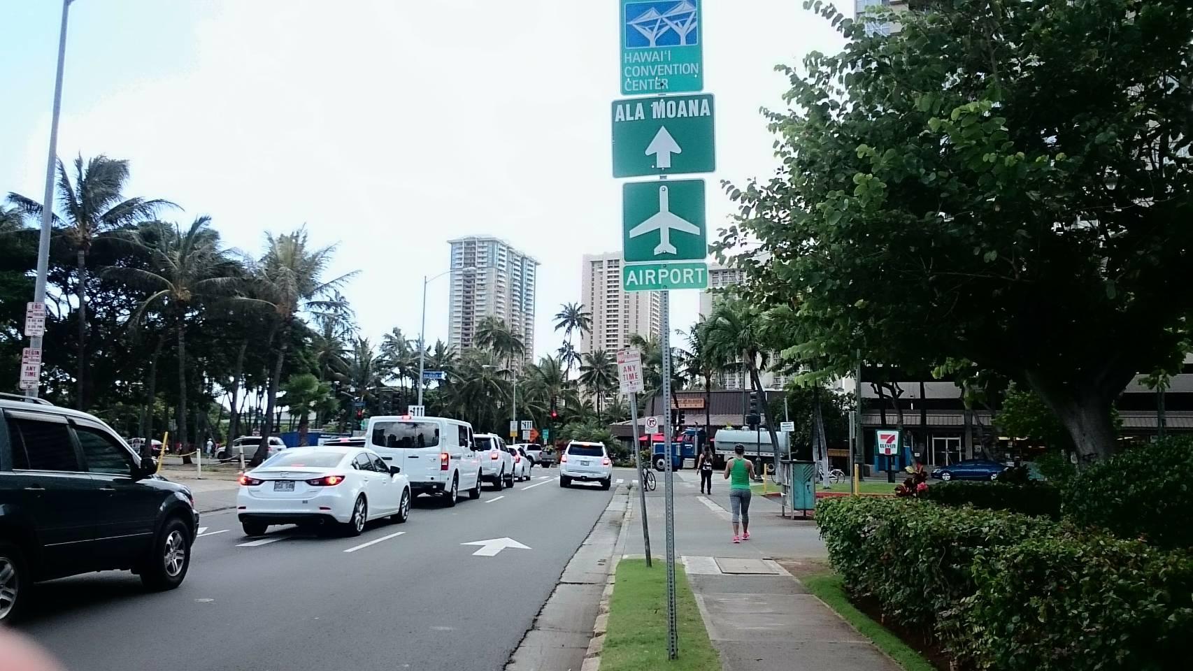 ハワイのレンタカーは『ホノルルオートレンタル』がオススメ☆駐車場も安くレンタル|子連れハワイブログ