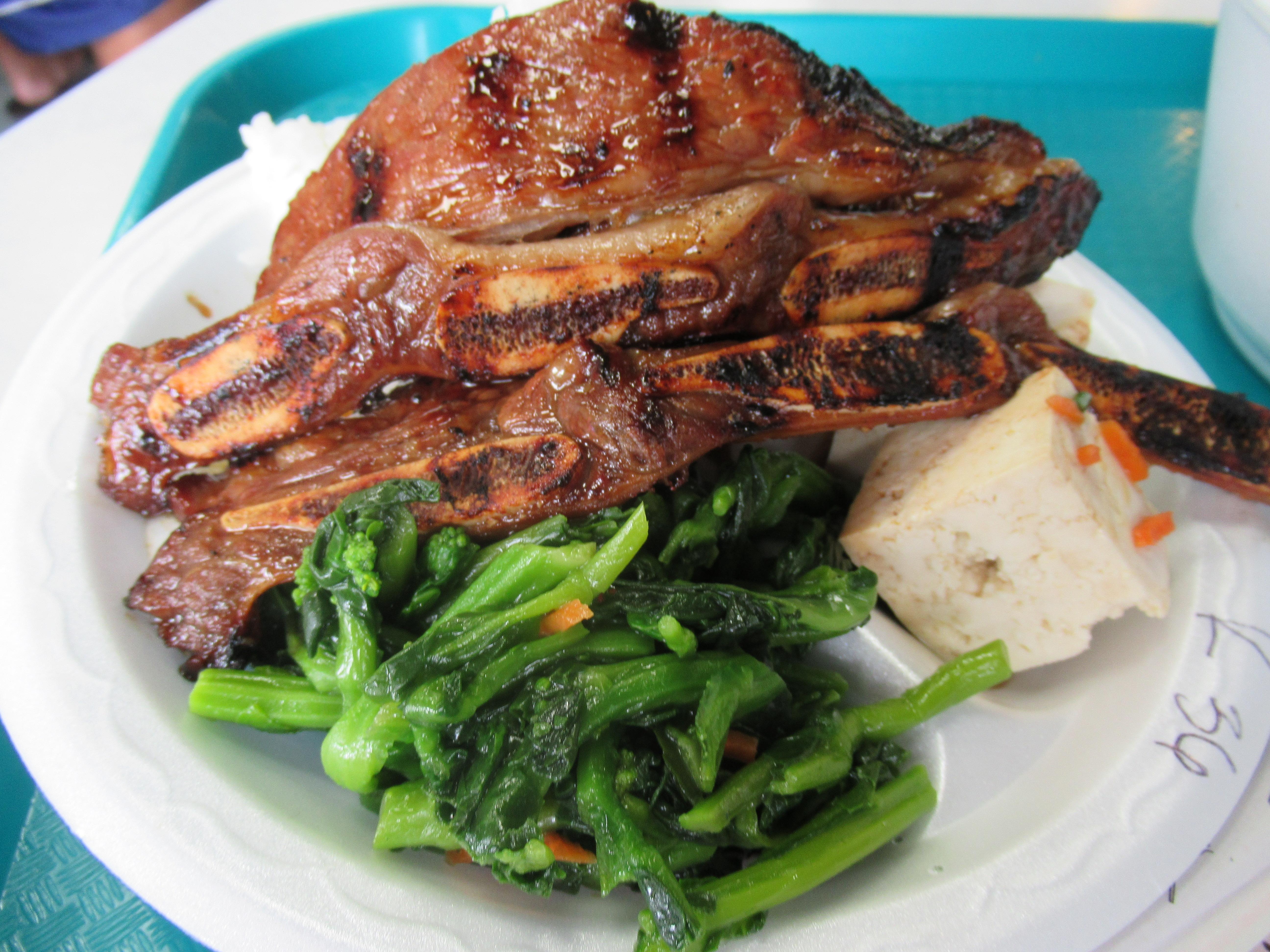 ワイケレでの食事にオススメ☆Y.KELE KOREAN BBQのメニューの詳細|子連れハワイブログ