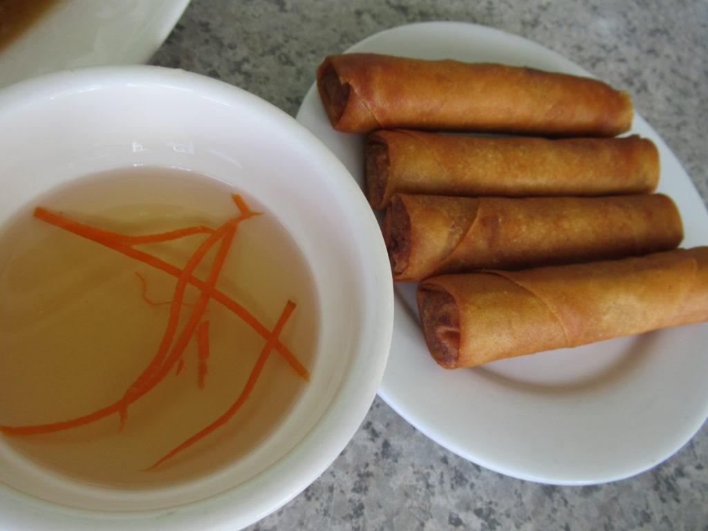 ハワイ ベトナム料理 PHO メニュー