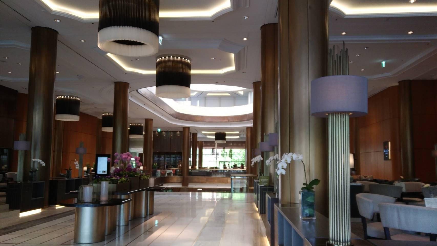 ミレニアムソウルヒルトンの宿泊レビューとシャトルバスの時刻表|韓国ブログ旅