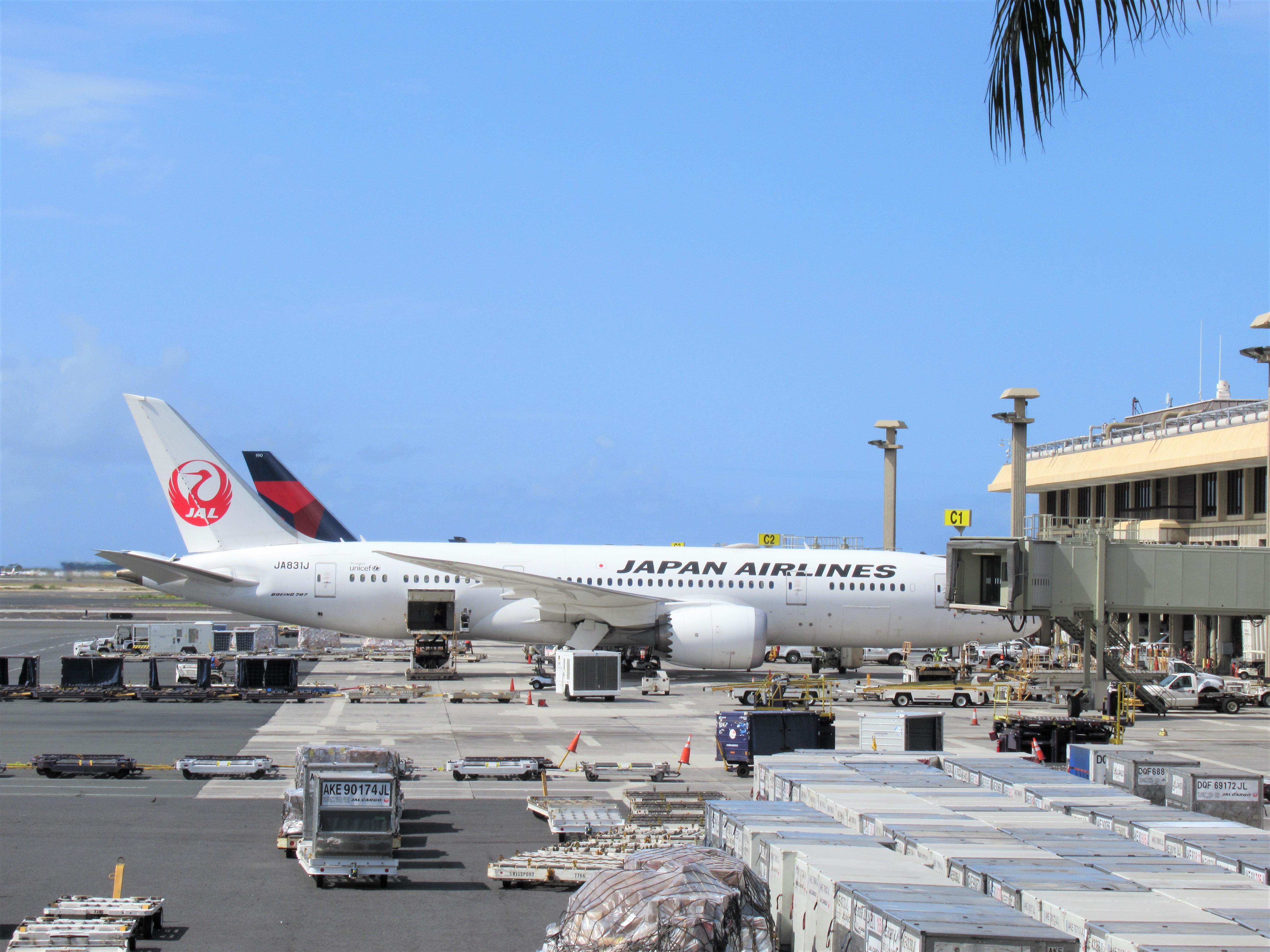 子連れ飛行機の持ち物リストを年齢別で紹介と我が家のフライト失敗談|ハワイ旅ブログ