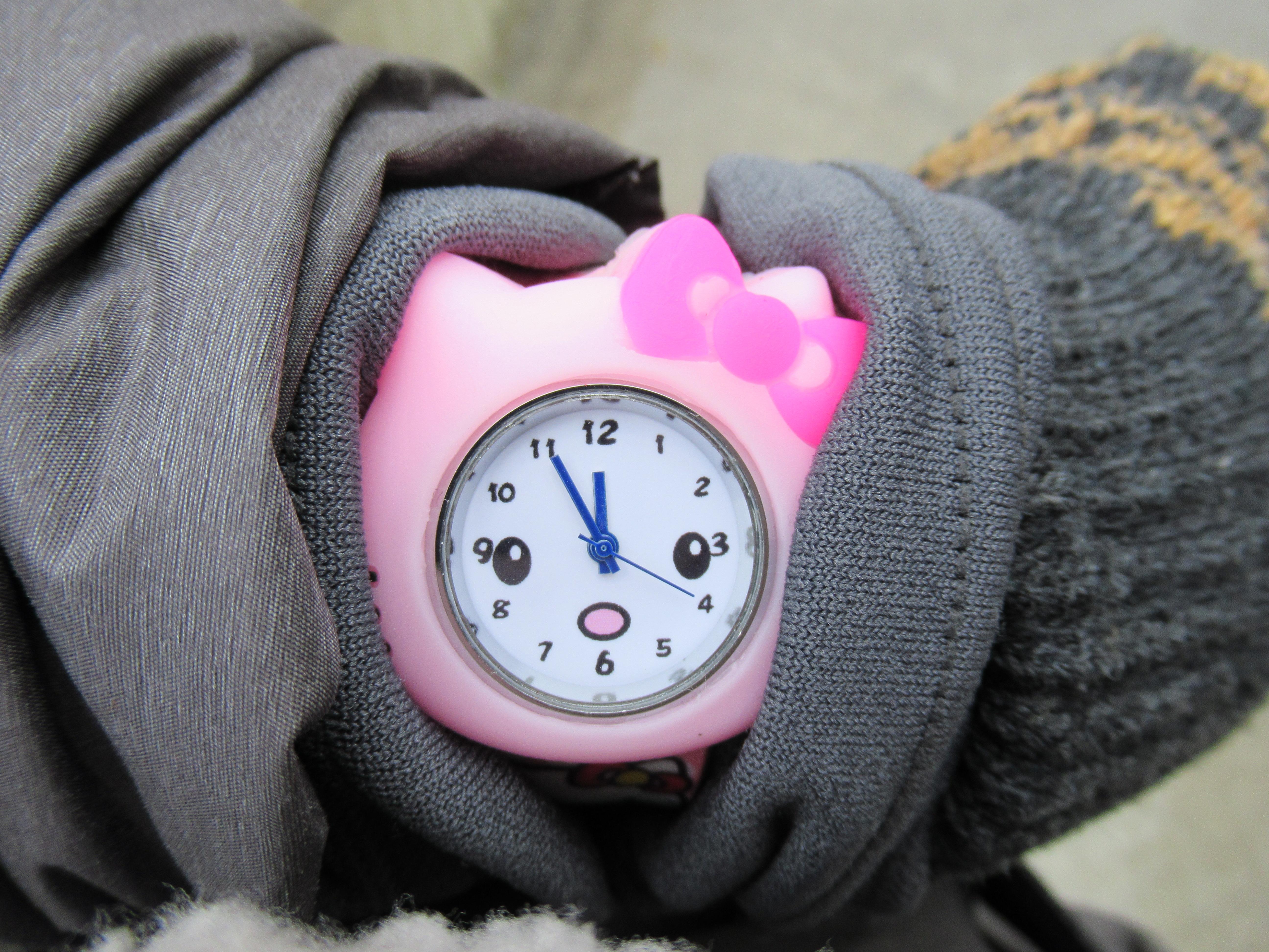 ソウルのロッテマートで購入!子どもに便利なオススメ腕時計|韓国ブログ旅