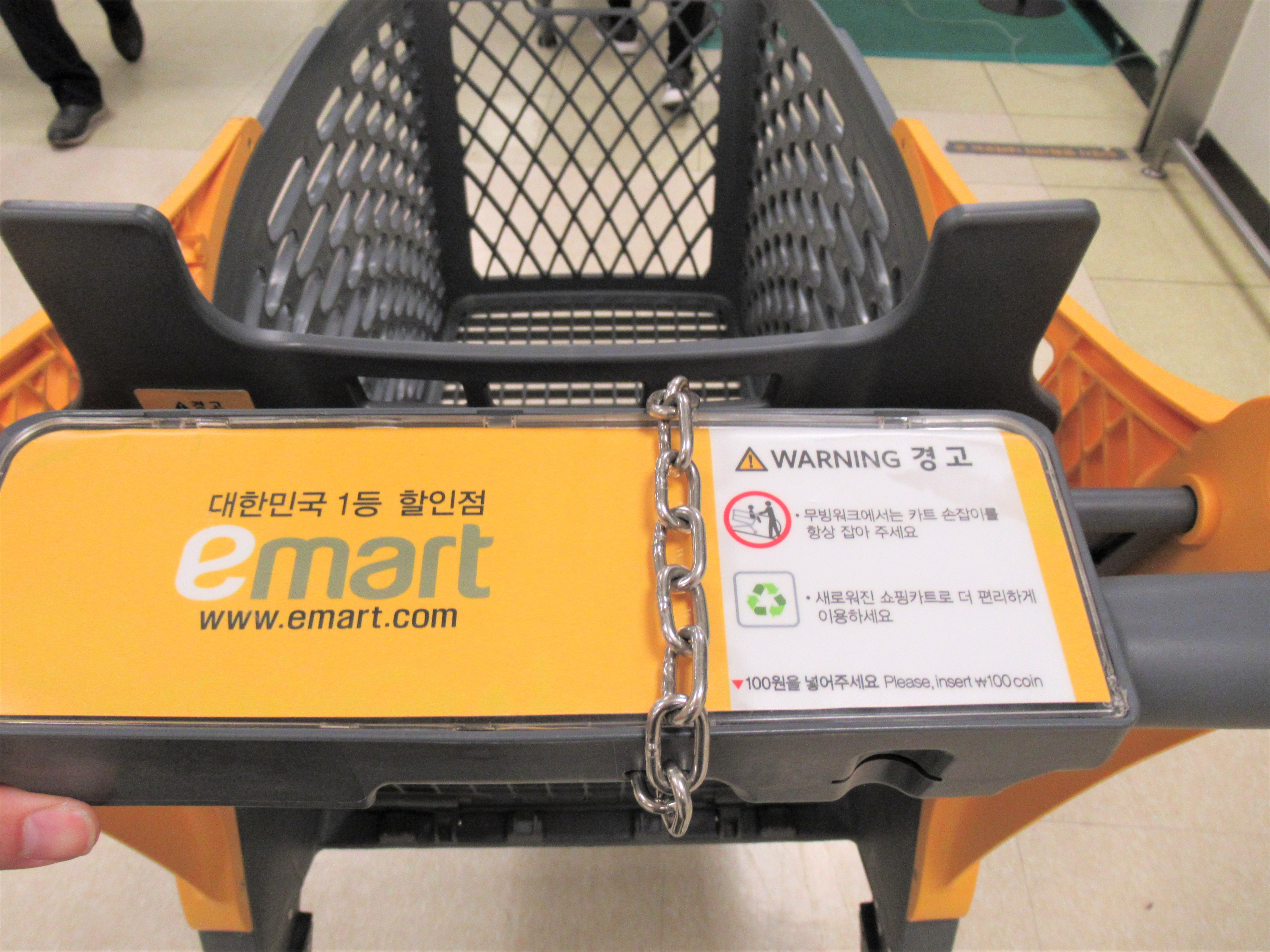 emart龍山店はアクセス便利でオススメ!今回の購入品は…|韓国ブログ旅