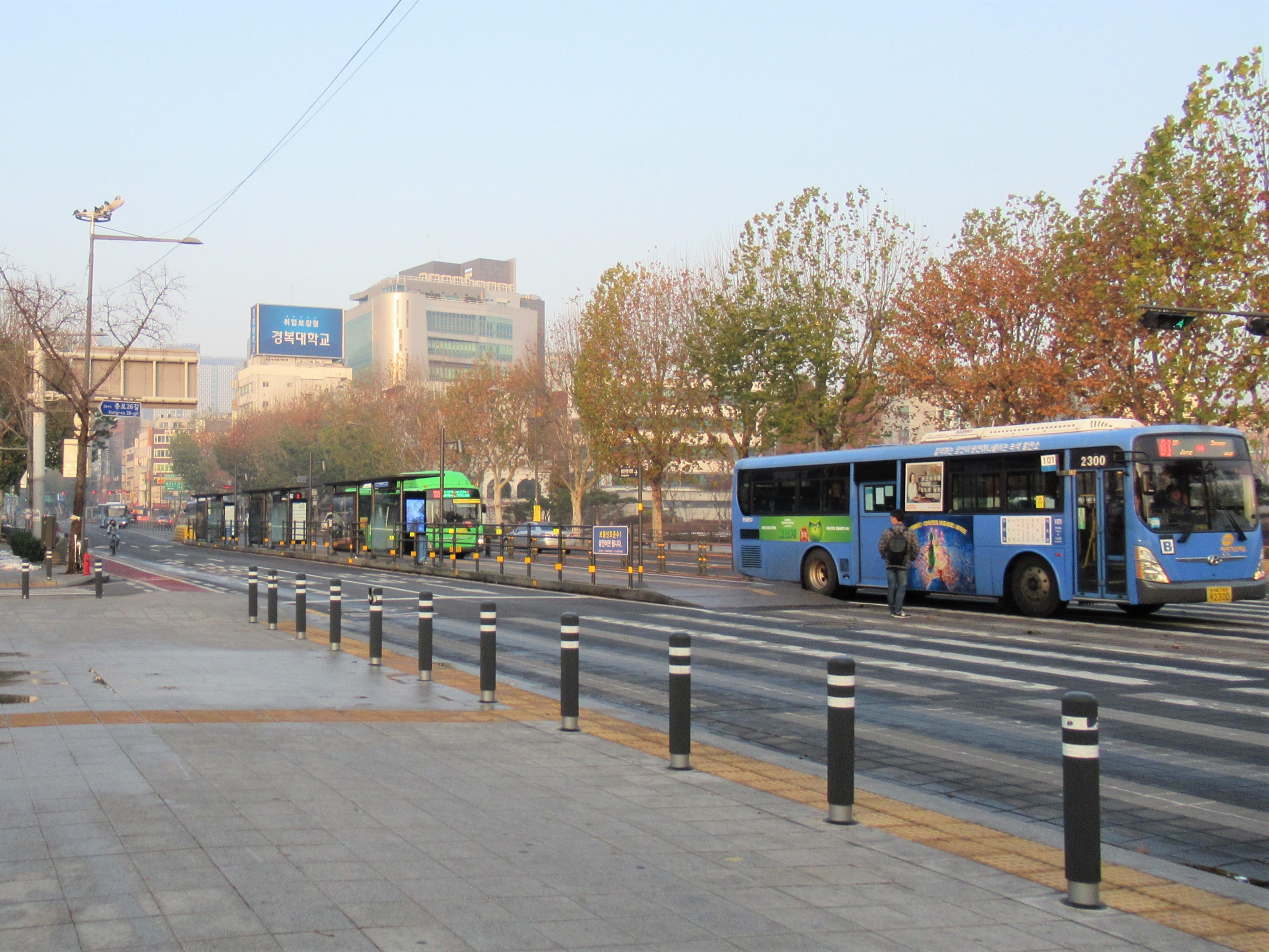 ソウルでのバスの乗り方と注意点☆地下鉄よりも路線バスが便利でオススメ|韓国ブログ旅