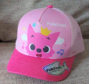 PINK FONG 帽子