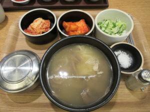 仁川空港 食事
