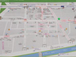 広蔵市場 地図