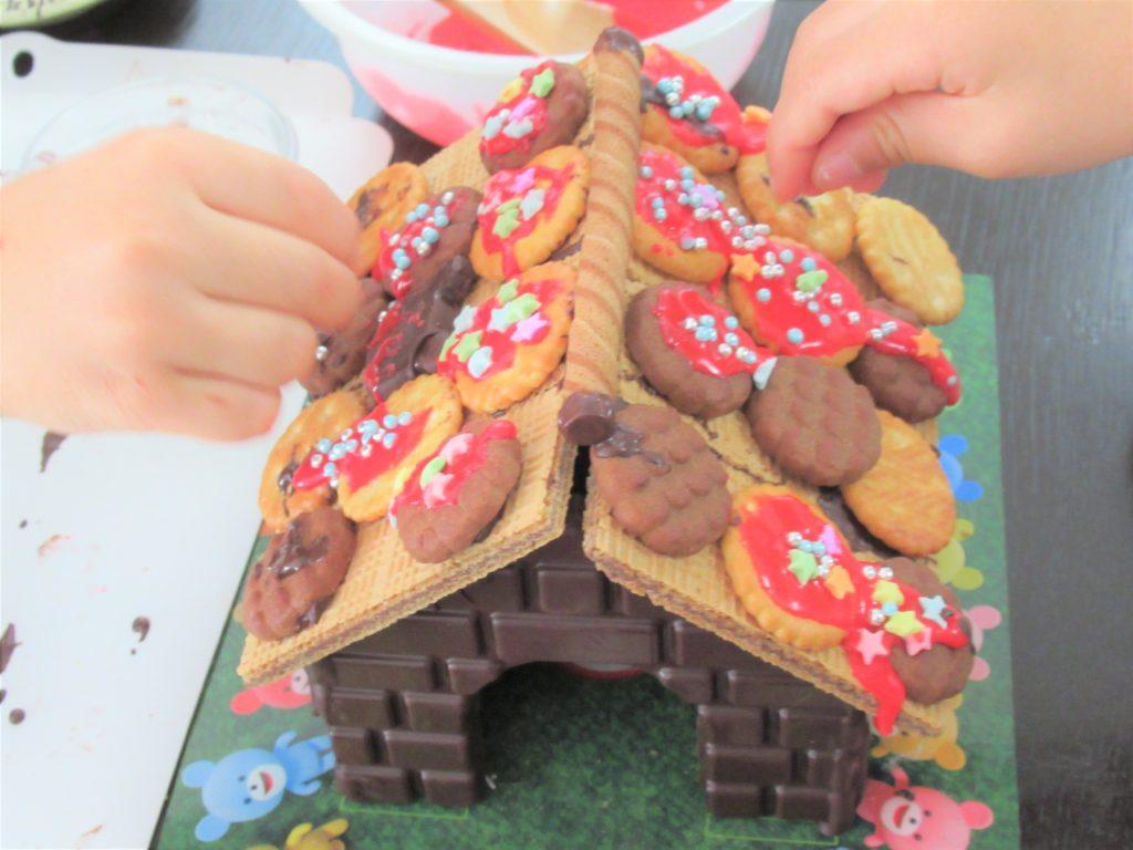 プチクマ お菓子のおうち