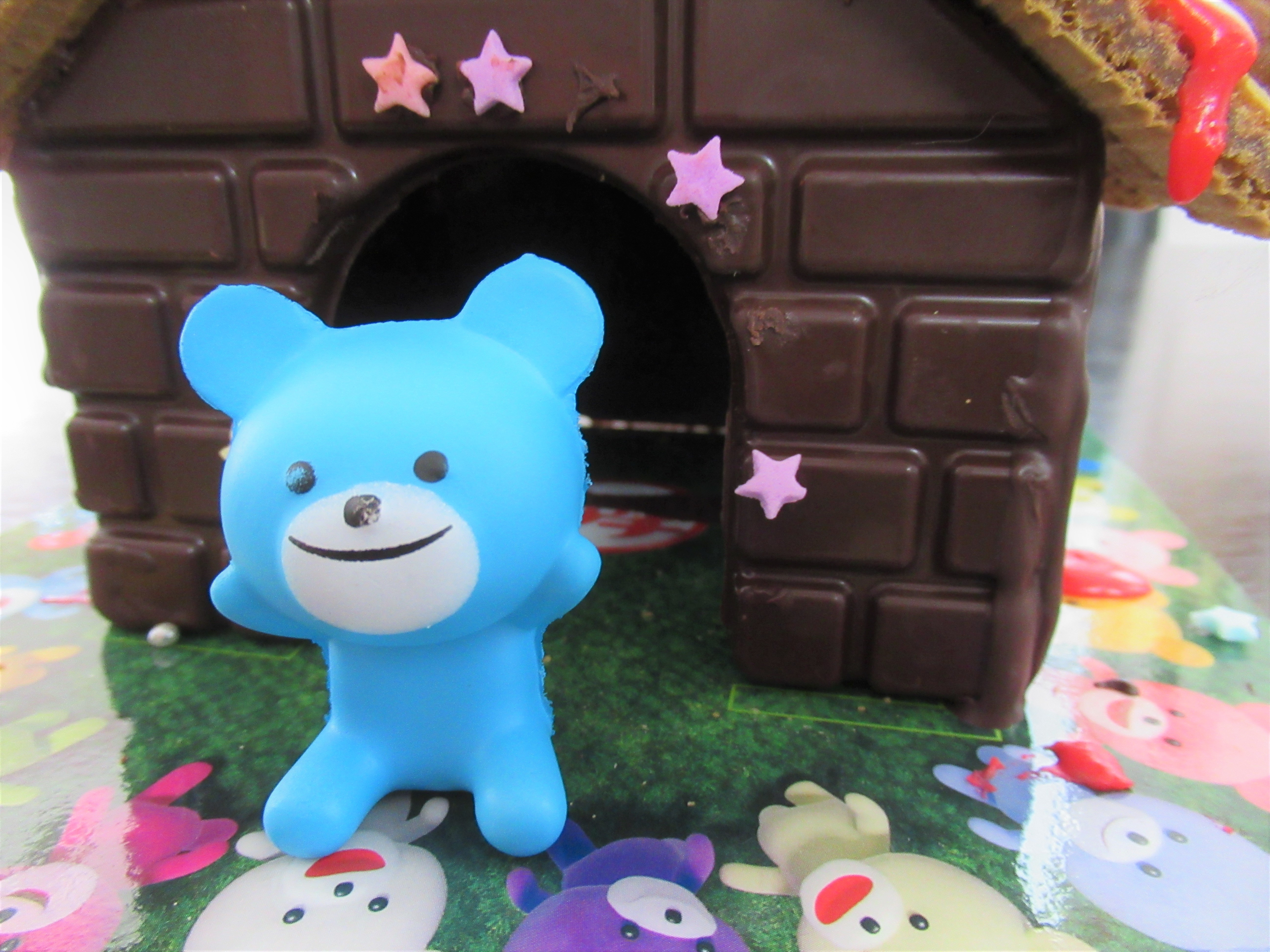 ブルボンお菓子の家を上手に作るコツとポイント!子どものお家遊びに最適商品