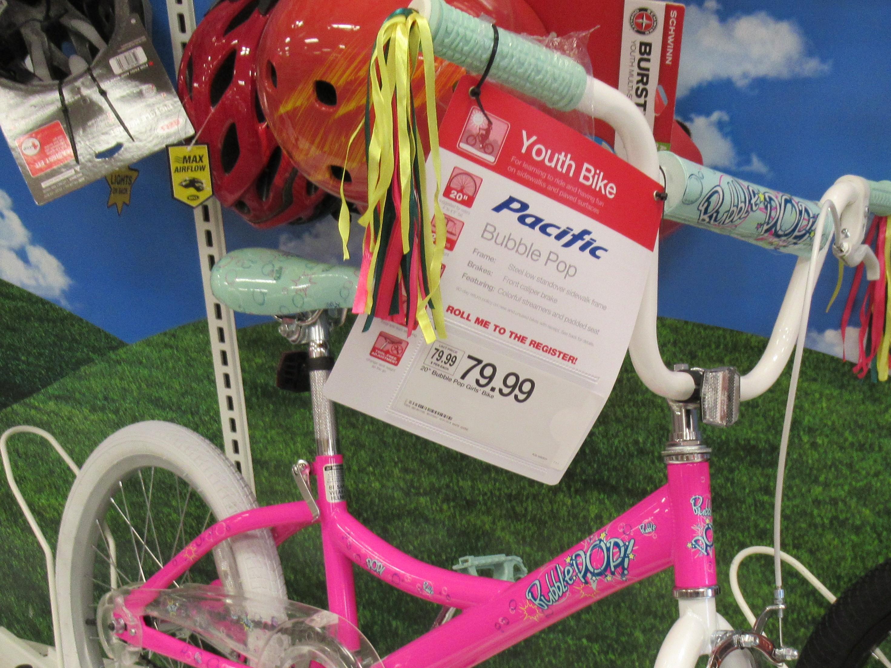 ハワイ|子供用の自転車がかわいくて安い!持ち帰る方法は?