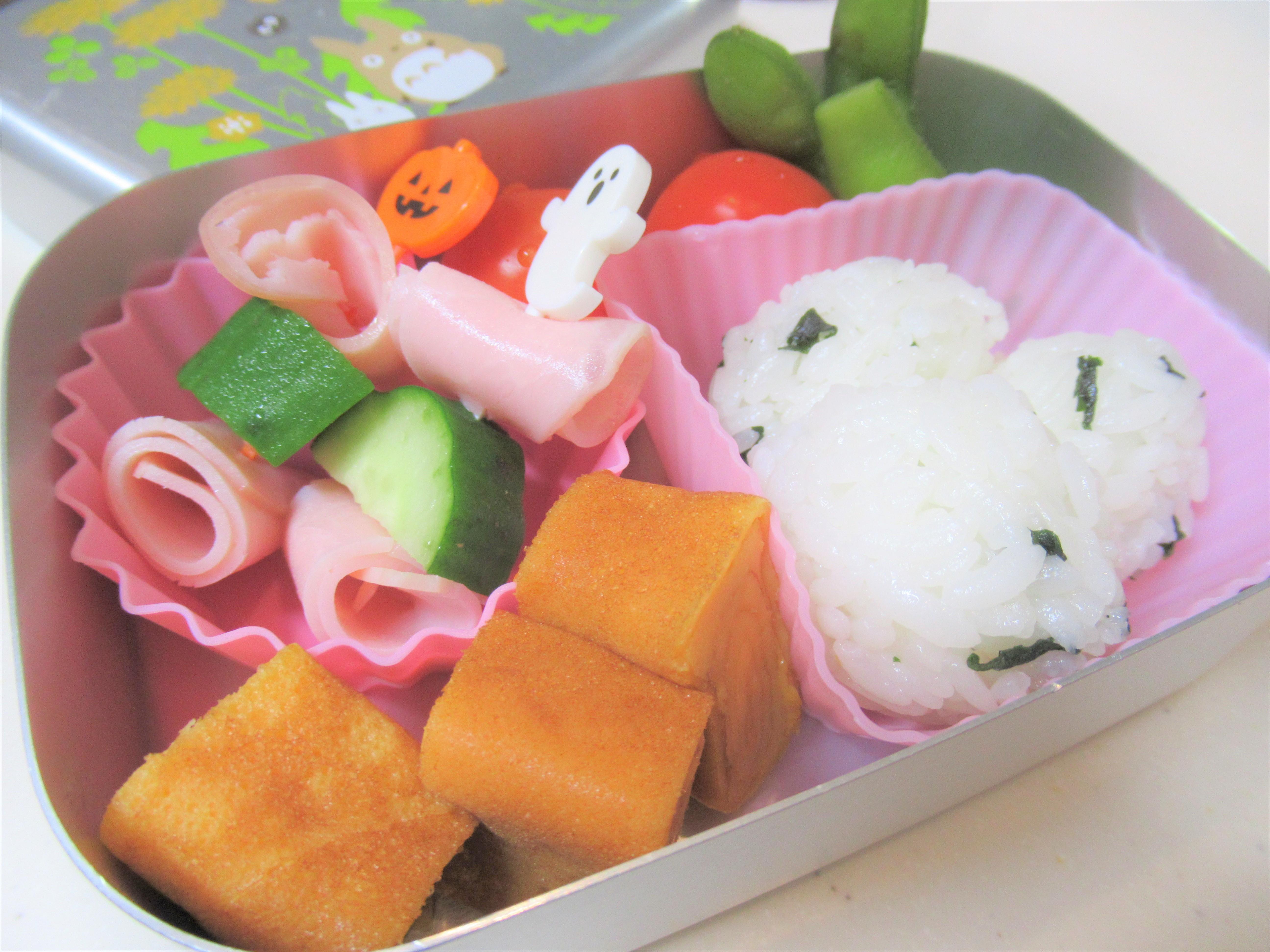 幼稚園の弁当|20分で作れる簡単弁当☆18日分の写真とおすすめ冷凍食品