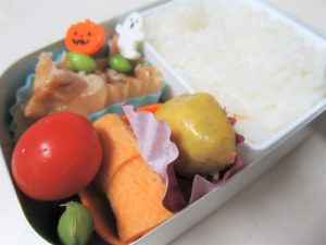 幼稚園 弁当