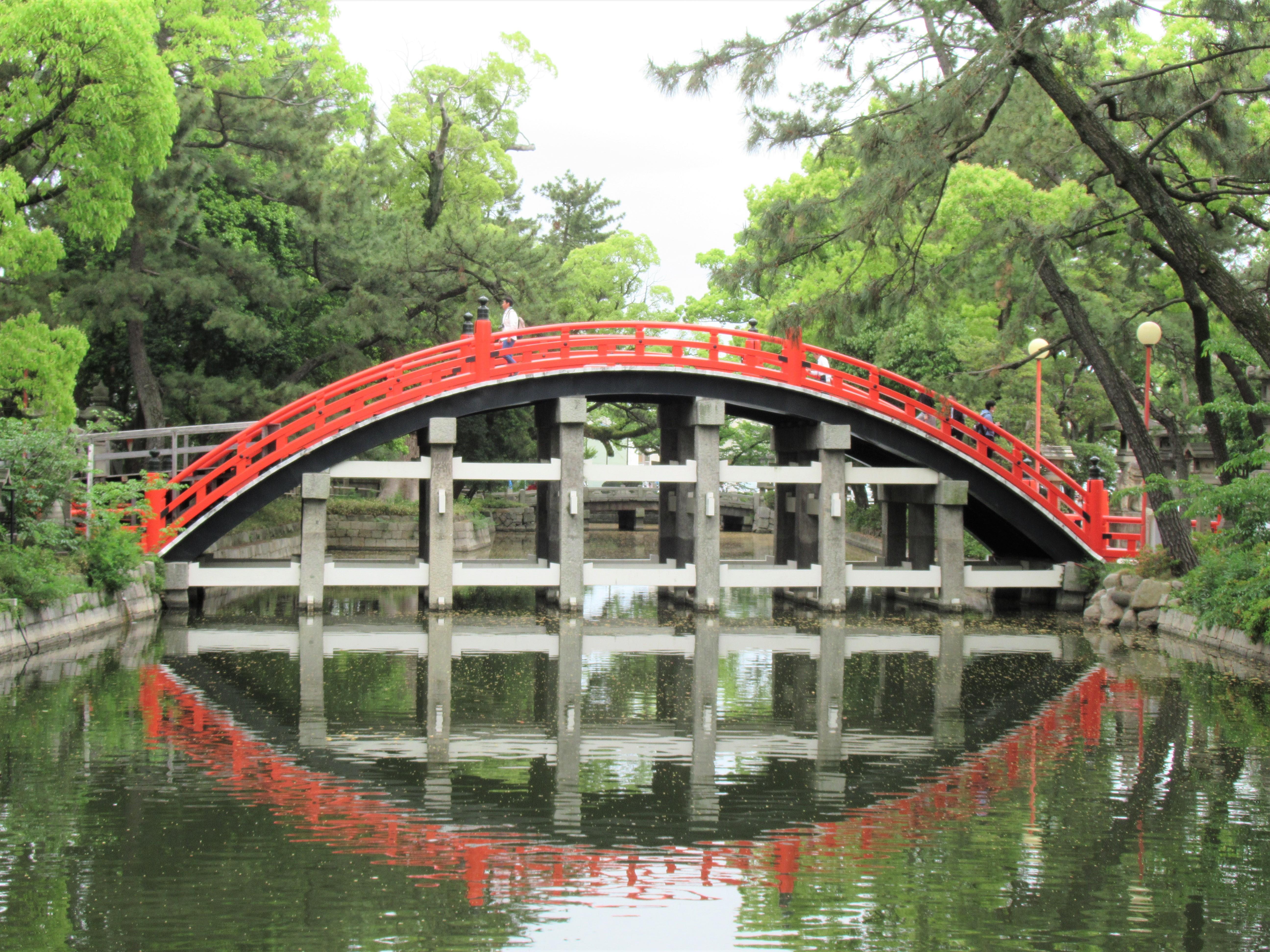 住吉大社|子連れ観光で楽しめる見どころの紹介と「おもかる石」の行き方