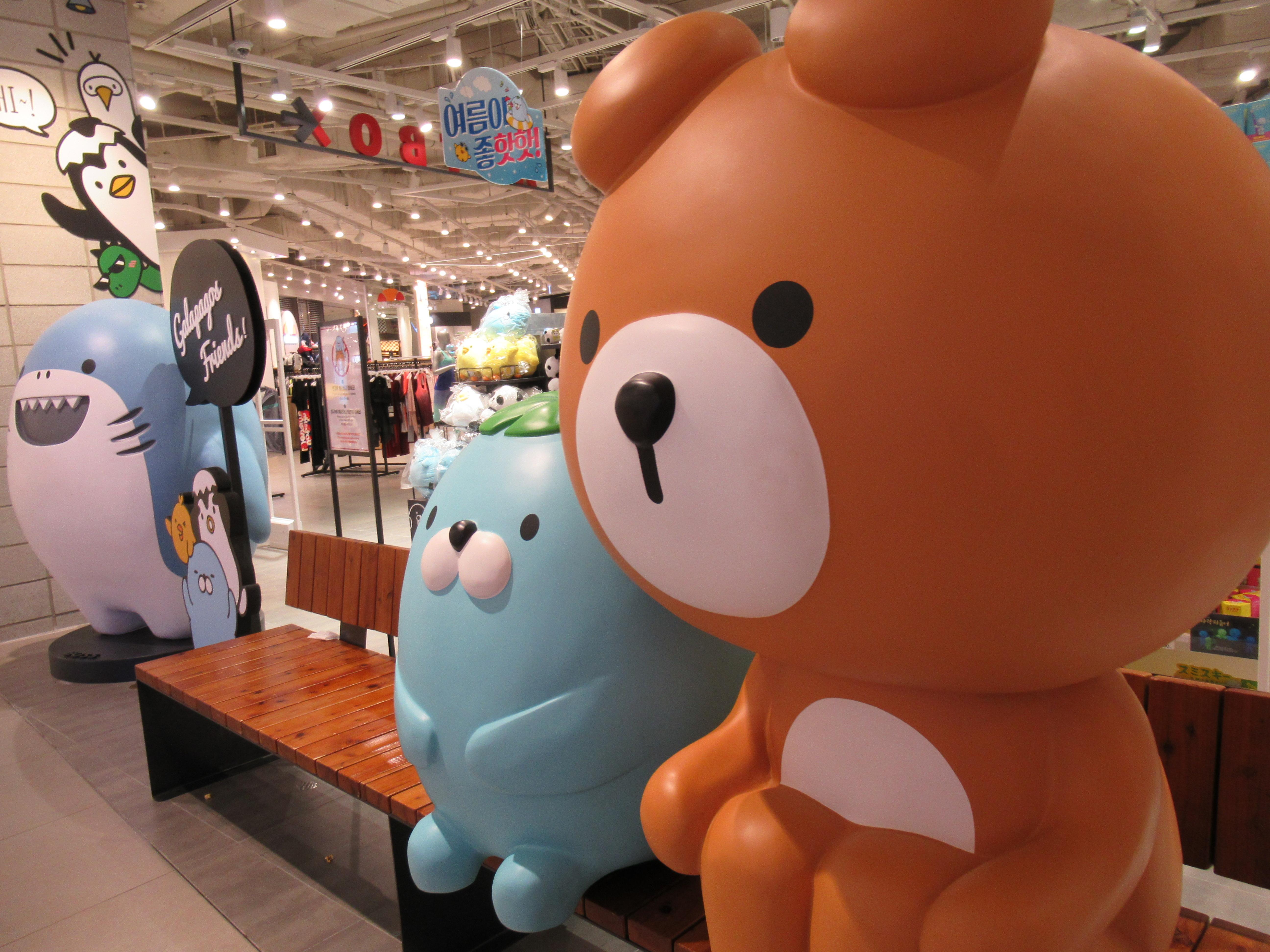 釜山の南浦洞のおもちゃが買える場所と子どもが楽しいスポット|韓国ブログ旅