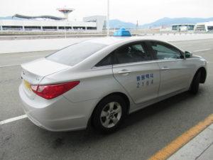 釜山 タクシー
