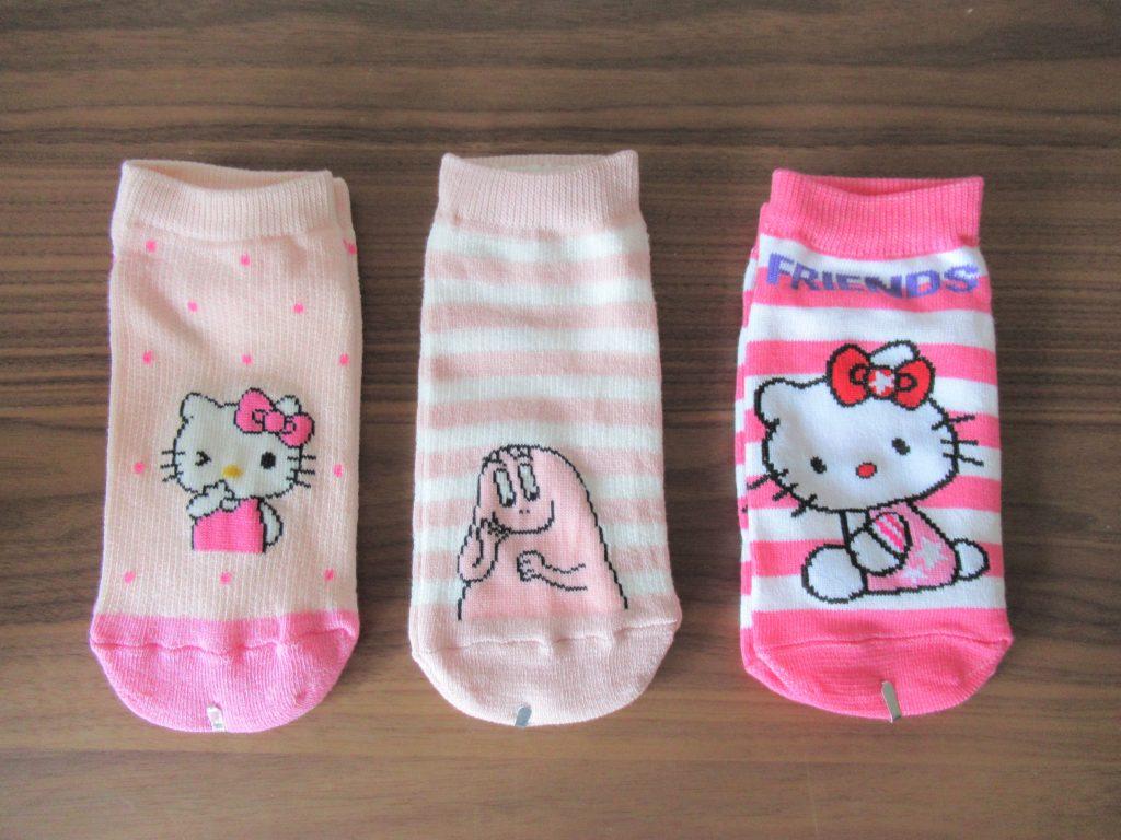 韓国 靴下 子どもサイズ