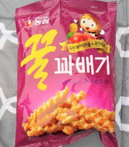 韓国 お菓子 オススメ クッル カッペギ