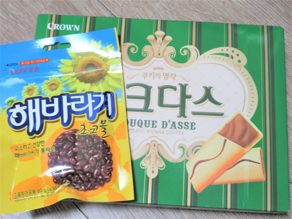 韓国 お菓子 オススメ
