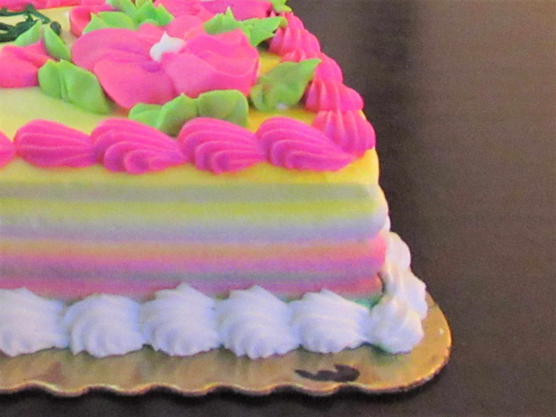 ハワイの誕生日ケーキ「セーフウェイ」編|子連れブログ旅