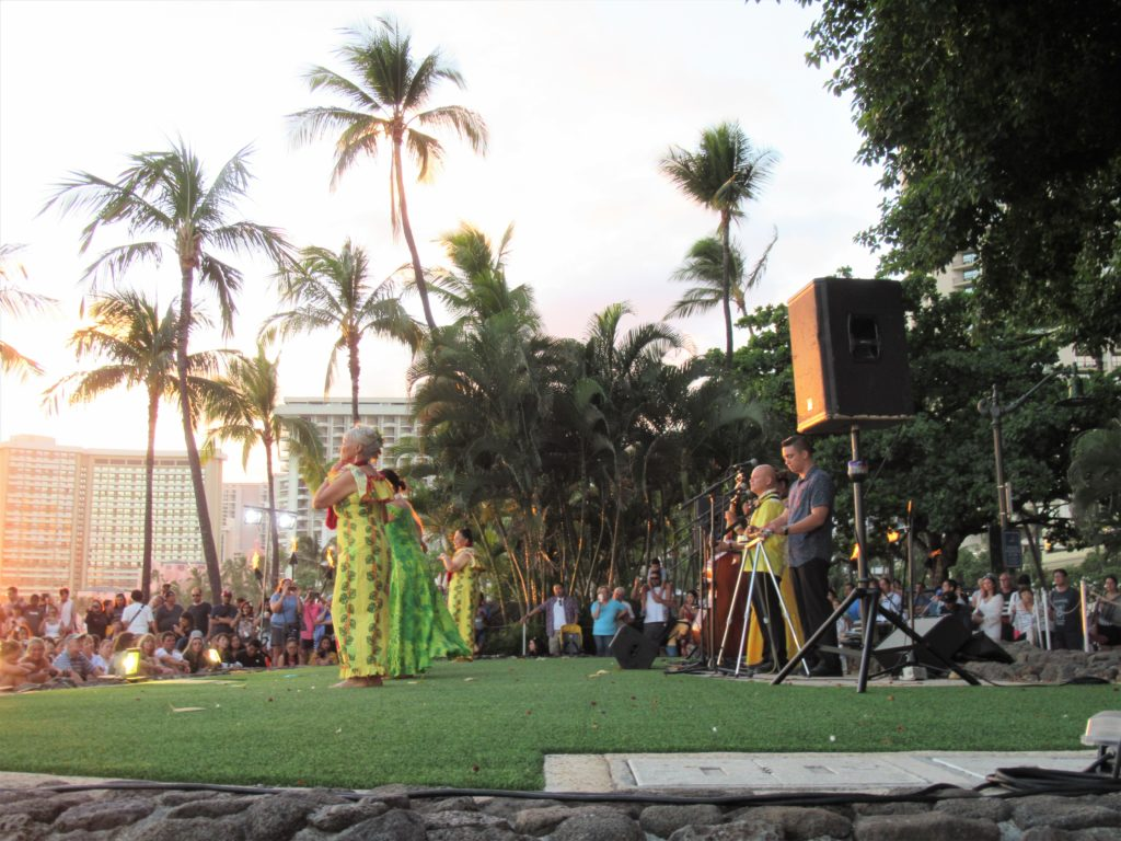 ハワイ 無料イベント