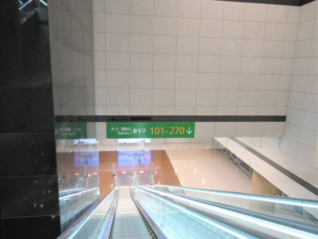 仁川空港 コンコース