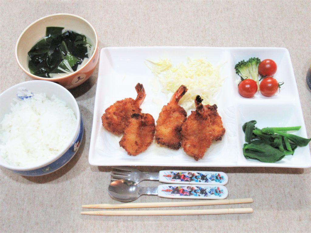 コストコ 冷凍食品 エビフライ PANKO SHRIMP