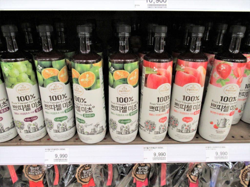 美酢 ミチョ 韓国 値段