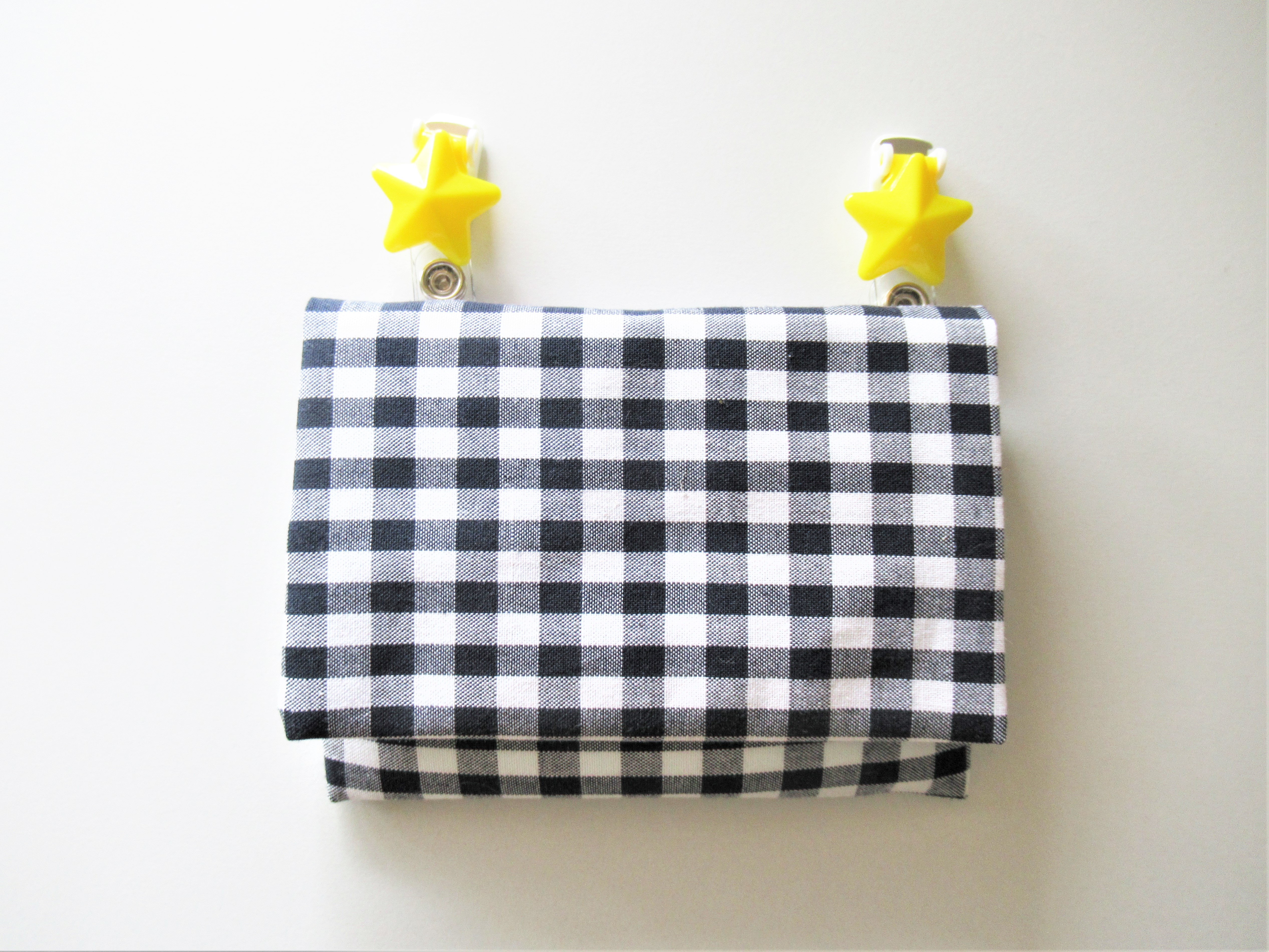 小学生「移動ポケット」簡単すぎる作り方は 折って縫うだけ!制作時間20分|簡単ラクラク手芸