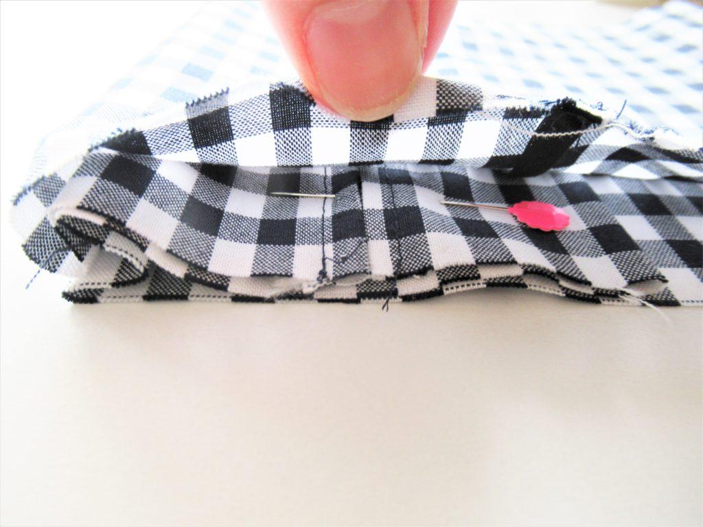 小学校 移動ポケット 簡単 作り方 ティッシュ ポーチ