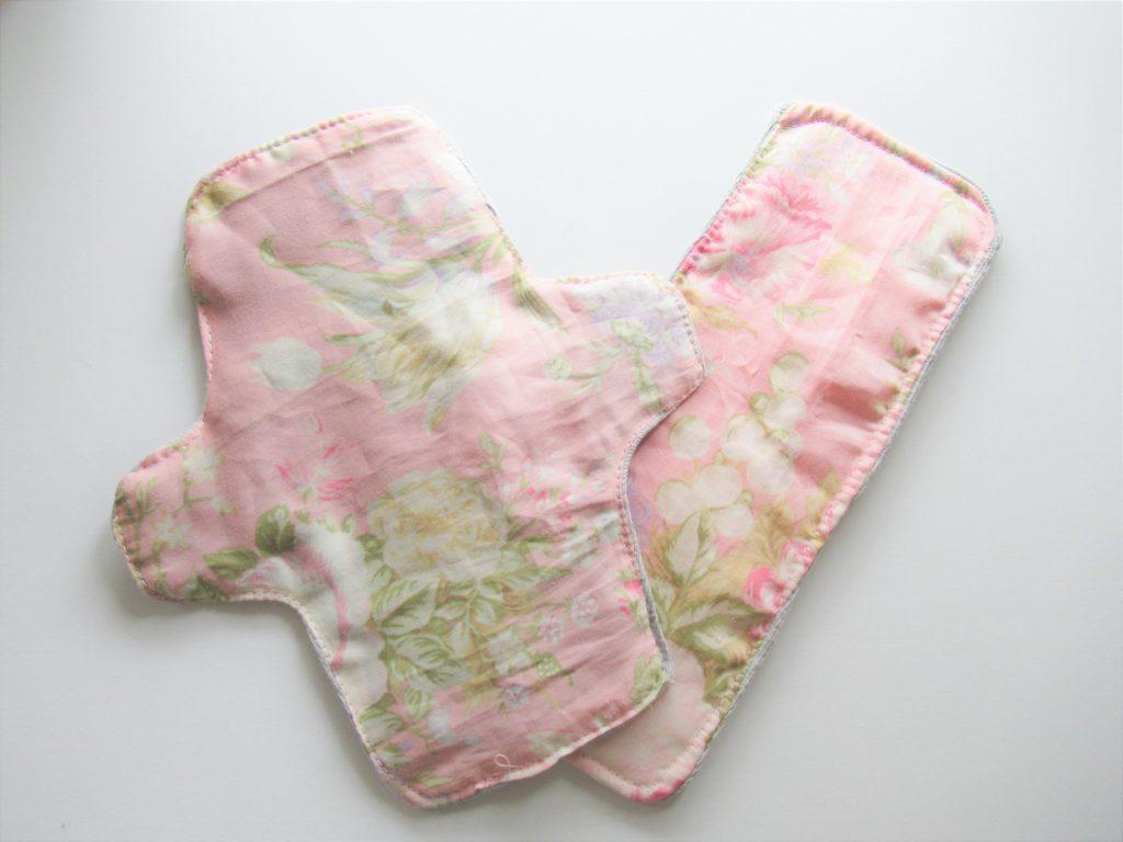布ナプキン オススメ 作り方 基礎体温が上がる