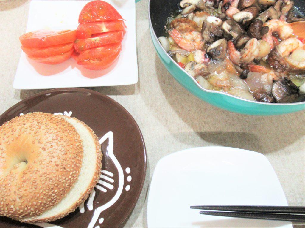 コストコ ベーグル 美味しい 食べ方 冷凍保存 オススメ