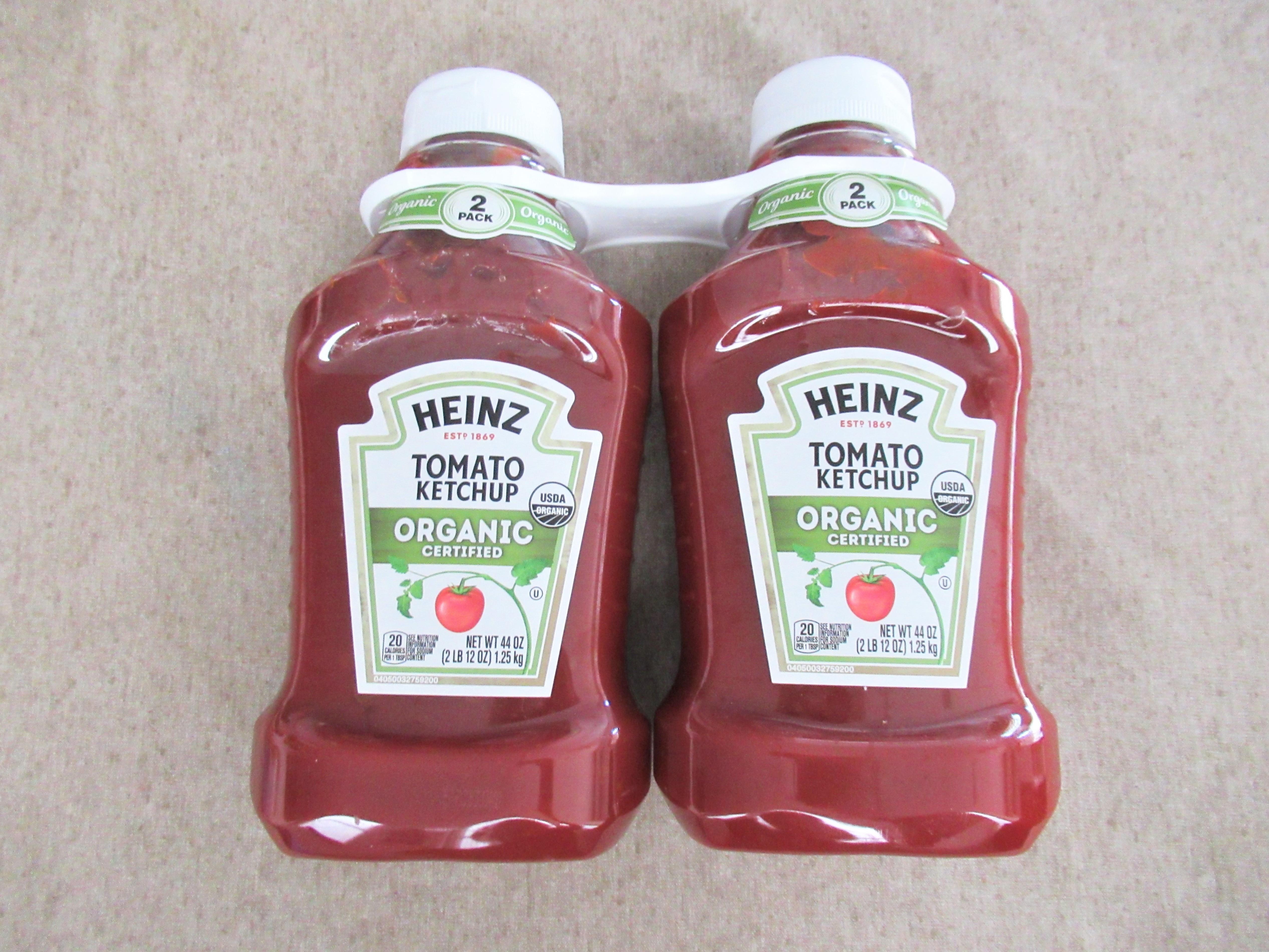 コストコ「ハインツ ケチャップ」大ボトルはドバっと出ちゃう?使いやすくする方法は?|ラク家事ブログ