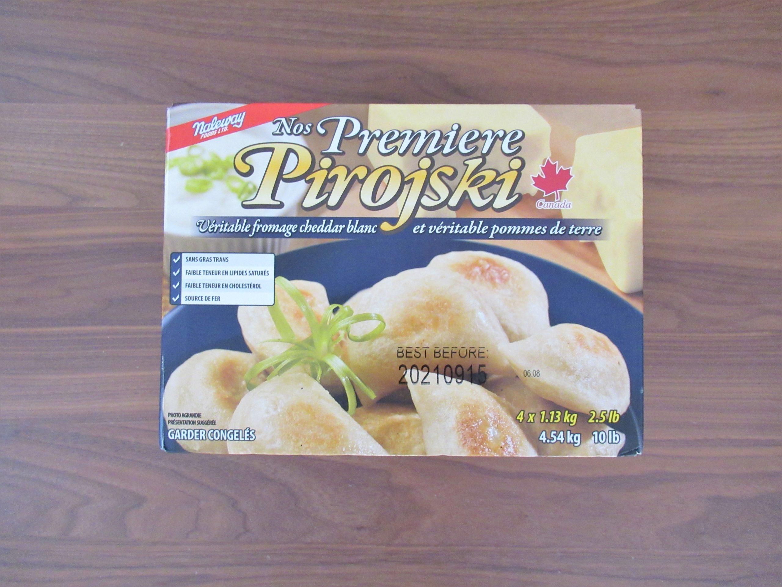 「ピエロギ」の冷凍食品が便利!子どもが大好きポテトとチーズであと1品にオススメ|ラク家事ブログ