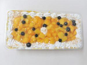 コストコ スコップケーキ 簡単 冷凍保存方法