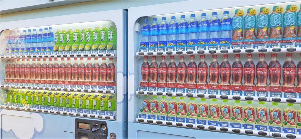 ユニバーサルスタジオジャパン 飲み物 持ち込み 自動販売機
