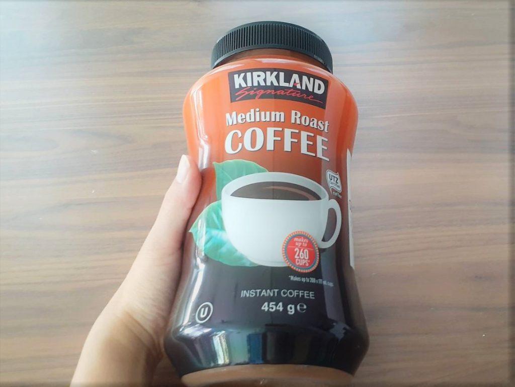 コストコ KIRKLAND インスタントコーヒー レビュー オススメ